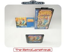 ■■■ Sega Megadrive: Eternal Champions - Complete / CIB ■■■