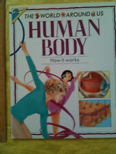 HUMAN BODY: The World Around  Us by Brian Ward pre school early learning biology