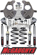 McGaughys Chevy Tahoe 3/5 or 4/5 Lowering Kit w/ Shocks 2007 - 2013 GMC Yukon