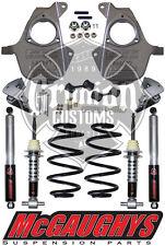 McGaughys Chevy Tahoe 3/5 or 4/5 Lowering Kit w/ Shocks 2007 - 2013 GMC Yukon
