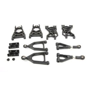 Nylon Front and Rear Suspension Arm Set for 1/5 HPI Baja 5B 5T 5SC