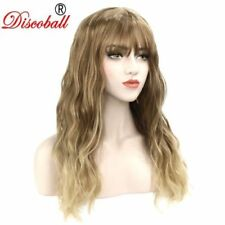 Bangs Adult Curly Wigs & Hairpieces