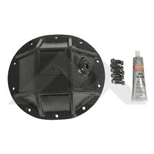 """Differential Cover Black Fits Jeep Liberty Cherokee Grand Cherokee 8.25"""" RT20033"""