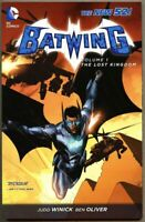 GN/TPB Batwing Volume 1 One 2012 vf/nm 9.0 DC 1st 148 pgs New 52 Lost Kingdom