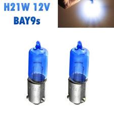 2x Jurmann H21W 12V Super Weiß Bremslicht Rücklicht Nebellicht Halogen Lampen