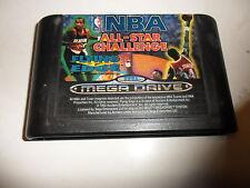 Sega Mega Drive  NBA All Star Challenge