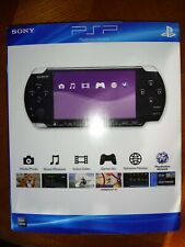 New Sony PlayStation PSP 3000 US Factory Sealed Blue Box From GameStop
