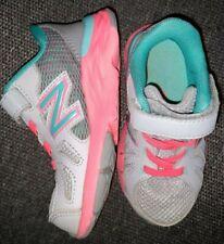 New Balance Speedride Toddler Size 7 Running Shoes Girls