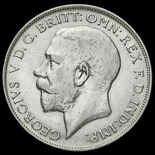 1926 George V Silver Florin, Scarce
