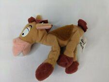 "Kelloggs Toy Story Bullseye Horse Mini Beans Plush 4"" Disney Stuffed Animal Toy"