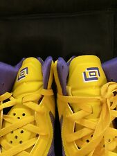 Nike Zoom Hyperfuse 2011 Lamar Odom Player Edition Pe Kobe Lakers Nyc LA
