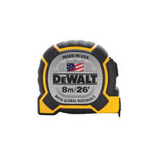 DEWALT DWHT36226 26 ft. / 8M Next Generation Premium Tape Measure