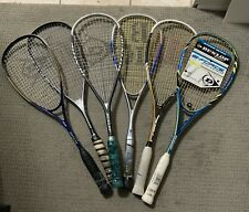 Lot Of 18 High Quality Squash Racquets for Youth Program or Resale