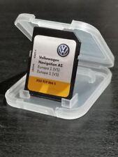 GENUINE VOLKSWAGEN SAT NAV NAVIGATION SD CARD VERSION V5 EUROPE 3G0 919 866 S