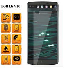 9H Explosion Proof Premium Slim Tempered Glass Flim Screen Protector fr LG V10