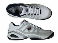 MENS TRAINERS BRANDED K.SWISS LACE UP LEATHER SPORTS STYLE TRAINERS RRP £49.99
