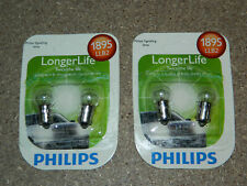 (2) PACKS OF 2 PHILIPS LONGER LIFE 1895 SIGNAL LAMP LIGHT BULB 1895LLB2