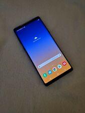Samsung Galaxy Note9 SM-N960 - 128GB - Ocean Blue (T-Mobile) (Dual SIM)