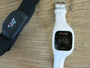 Polar A300 Fitness and Activity Tracker Watch with chest strap sensor
