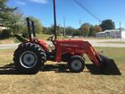 Very Nice Massey Ferguson 360 2WD Loader Orchard Tractor with Only 1110 Hours