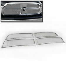DODGE 2010 2011 2012 RAM 2500 3500 FRONT MAIN TOP UPPER MESH GRILLE GRILL INSERT