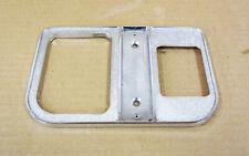 OEM 1959-62 Chevy Corvette 4 Speed Floor Shift Console Trim Plate Shifter Bezel