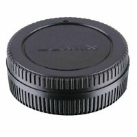 """New Body and Rear Lens Cap Cover for Panasonic Lumix Micro Four Thirds """"Lumix"""""""