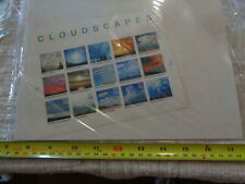 United States Stamps Cloudscapes
