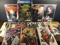 26 comic lot ALL NEW WOLVERINE X-23 1st Series 2 CGC Venomized KRS Variant 1-35