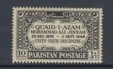 Pakistan - SG 54 - l/m - 1949 - 10a - Mohammed Ali Jinnah