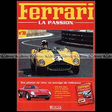FERRARI N°30.b Album photos 625 LM 512 M 250 GTO 330 P4 166 MM 195 S 166 FL