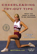 Cheerleading Try-out Tips (US IMPORT) DVD NEW