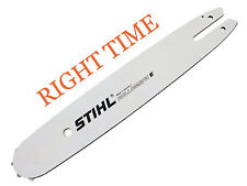 "Genuine STIHL 12"" guía Bar & Cadena para 019 020 021 170 180 190 MS200T MS210 230"