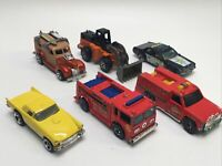 Vintage Hot Wheels 1970's Lot Of 6