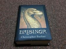 Christopher Paolini The Inheritance Cycle: Brisingr Bk. 3 (2008, Hardcover)