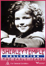 SHIRLEY TEMPLE COLLECTION - THE EARLY YEARS VOL.1 DVD