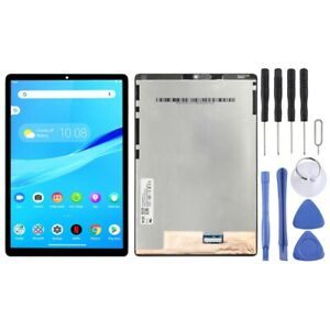 For Lenovo Tab M8 PRC ROW LCD Screen Touch Digitizer Glass Part BLACK