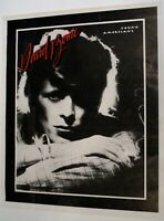 David Bowie Original Young Americans Poster