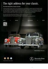 MERCEDES-BENZ 300 SERIES  ~  NICE CLASSIC CENTER AD