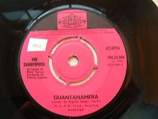 the sandpipers       guantanamera EX