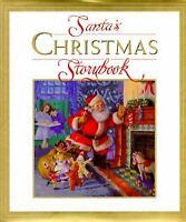 Santa's Christmas Storybook by Black, Sheila