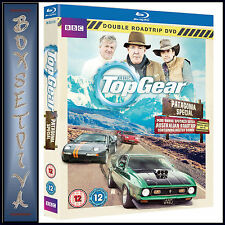 TOP GEAR - THE PATAGONIA SPECIAL **BRAND NEW BLU-RAY**
