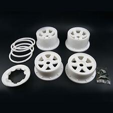 White Color Wheel Beadlock Rim For HPI Rovan KingMotor Baja 5B SS