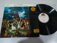 """Musica España Rafael Fruhbeck Burgos Falla Albeniz Turina - LP Vinilo 12"""" VG/VG"""