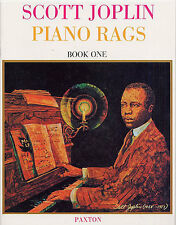 Scott Joplin Piano Rags Learn to Play RAGTIME Piano Sheet Music Book 1 TUNES NEW