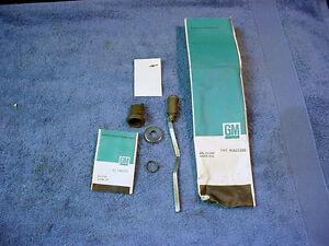 LOCK Cylinder Kit NEW GM NOS 3632203 Glove Box ? Chevrolet Buick  C1