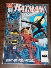 BATMAN #457 DC COMICS DARK KNIGHT NM CONDITION DECEMBER 1990