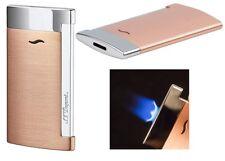 S.T. Dupont Feuerzeug Slim 7 Kupfer Flat_Flame