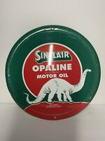 Sinclair Opaline Motor Oil Metail Sign