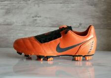 Nike Total 90 Shoot II Extra FG Orange Soccer Cleats Football Boots Size US-5